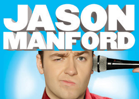 Jason Manford - Live From The Manchester Apollo DVD