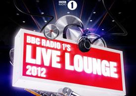 Live Lounge 2012