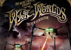Jeff Wayne's The War Of The Worlds - The New Generation