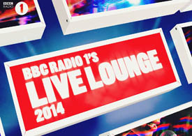Live Lounge 2014